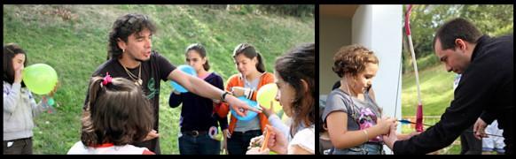 Octubre 2012: Día universal del niño y la niña