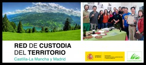 Creacion de la Red de Custodia del Territorio Castilla La Mancha y Madrid.