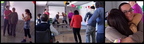 Marzo 2015: Zumba Fitness Inclusivo