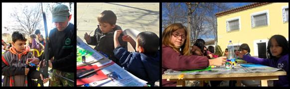 Noviembre 2010: Por los derechos del Niño