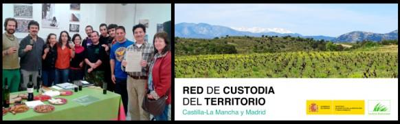 Abril 2013: Firma del Acuerdo de Custodia del Territorio