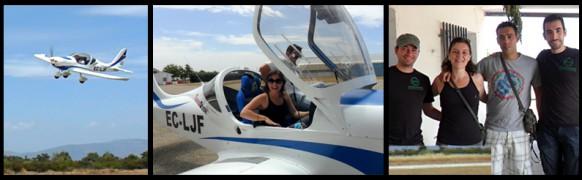 Junio 2011: Elegido para volar