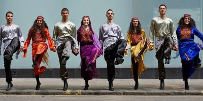 Danza palestina