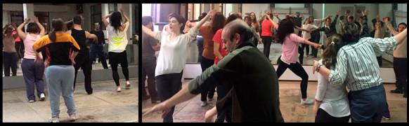 Enero 2017: Danza Inclusiva